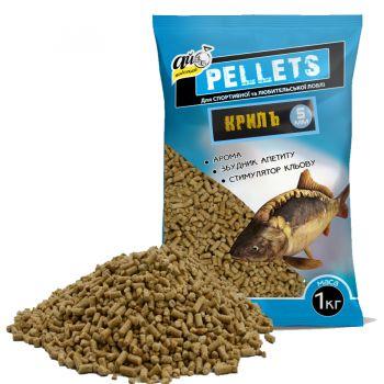 Pellets Криль 1000 грам