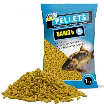 Pellets Ваніль 1000 грам