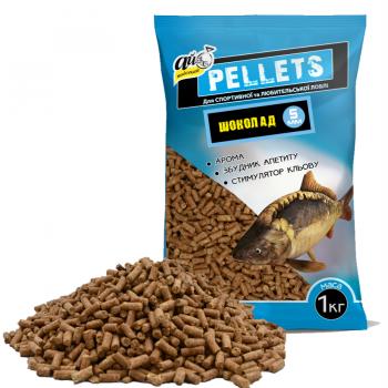 Pellets Шоколад 1000 грам