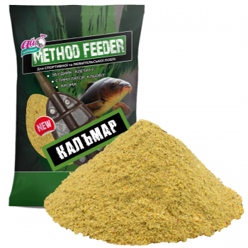"""METHOD FEEDER"" кальмар 1000г"