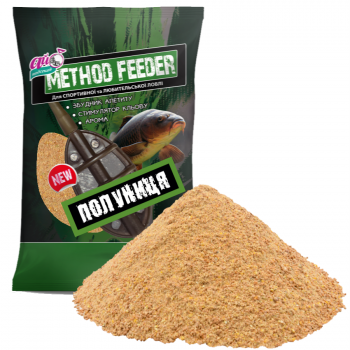 """METHOD FEEDER"" полуниця 1000г"