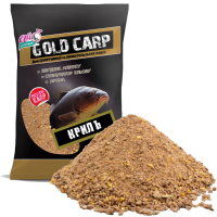 """GOLD CARP"" криль 1000г"