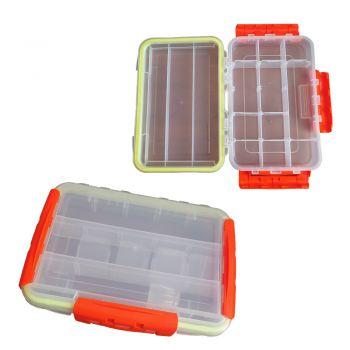 Коробка з посиленими застібками Condor L orange