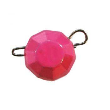"""""""Гранований розбірний"""", колір Рожевий, 4 грама, 10шт/уп."""