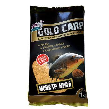 """GOLD CARP"" монстр краб 1000г"