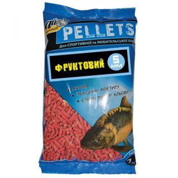 Pellets Фрукт 1000 грам