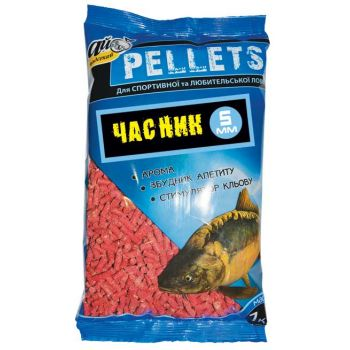 Pellets Часник 1000  грам