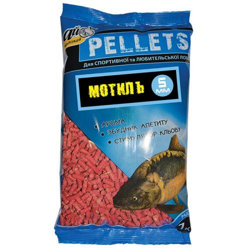 Pellets Мотиль 1000 грам