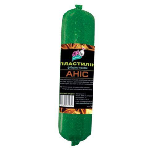 Пластилін-фідерна паста Аніс 500 грам