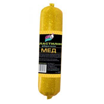 Пластилін-фідерна паста Мед 500 грам